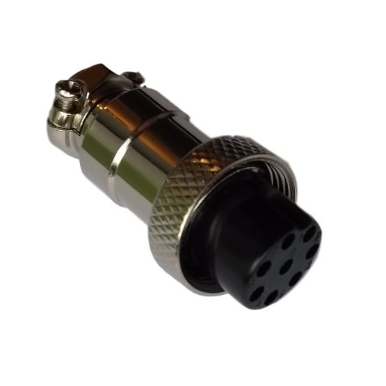 8 Pins DIN connector