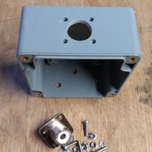endFed Behuizing IP65 82x80x55 gaten connector04