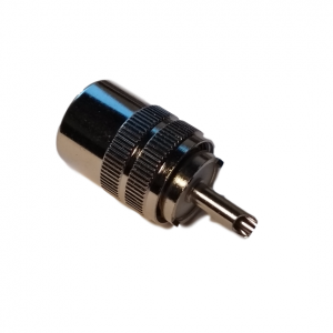 PL259 connector RG-213