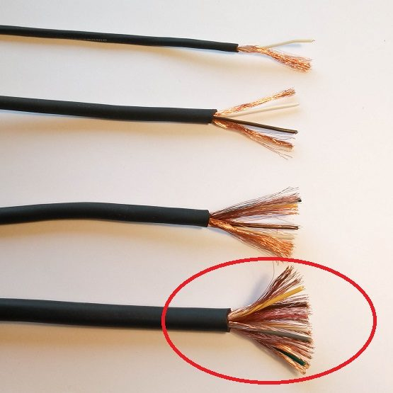 Interface Cable 6 cores