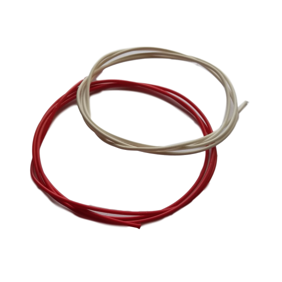 PTFE insulated silver plated copper winding wire