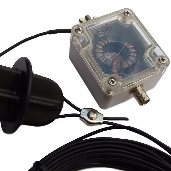 10/(15)/20/40/80 Mini Endfed antenna kit