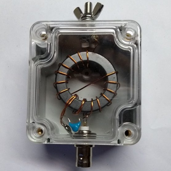 Mini Impedance Transformer DIY kit for End Fed antenna