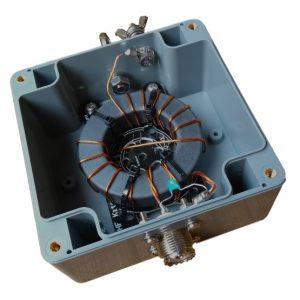 End fed antenna 250 Watt