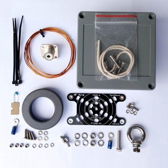 End Fed 250 watt kit