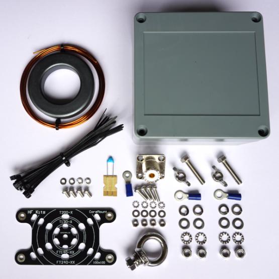 EndFed parts 250 watt