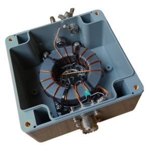 10/(15)/20/40 End fed antenna kit 250 Watt