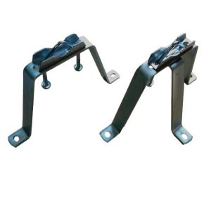 Wall bracket set for antenna mast 28 cm